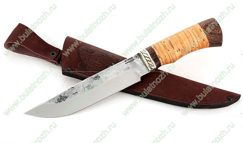 Охотничьи ножи мастерской Жбанова купить с доставкой по всему миру